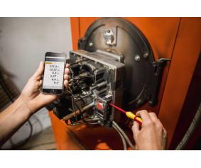 Базовый комплект testo 330i - Комплект testo 330i для анализа дымовых газов