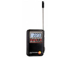 Мини-термометр - с проникающим зондом и сигналом тревоги