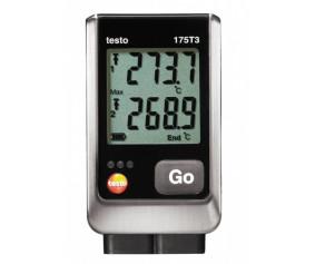 testo 175 T3 - 2-канальный логгер данных температуры