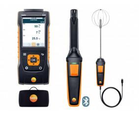 testo 440 Комплект уровня комфорта с Bluetooth® - testo 440 Комплект уровня комфорта с Bluetooth®