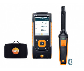 testo 440 Комплект CO2 c Bluetooth® - testo 440 Комплект CO2 c Bluetooth®