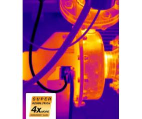 Технология testo SuperResolution - дооснащение для тепловизоров Testo