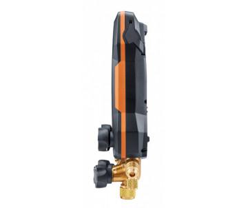 testo557s - Умный цифровой манометрический коллектор с 4-х ходовым блоком клапанов и с Bluetooth