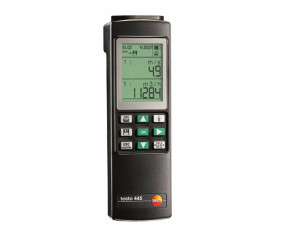 testo 445 - прибор для систем ОВК (снят с производства)