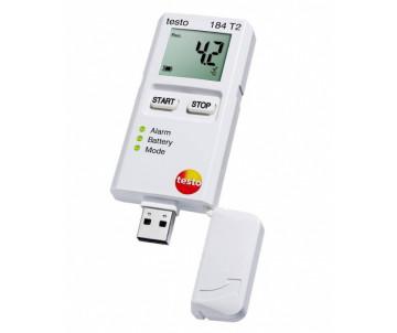 testo 184 T2 - Логгер данных температуры