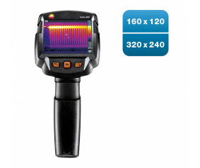 Тепловизор testo 865 - Доступный прибор для легкой диагностики