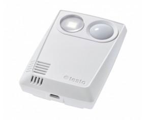 testo 160 THL - WiFi-логгер данных с интегрированными сенсорами температуры, влажности, освещённости и УФ-излучения
