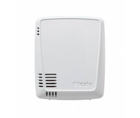 testo 160 THE - testo 160 THE – WiFi-логгер данных с интегрированным сенсором температуры/влажности и 2 разъёмами для подключения внешних зондов