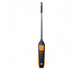 Комплект смарт-зондов для систем вентиляции - Для измерения температуры воздуха и поверхности, влажности, скорости потока и объемного расхода воздуха