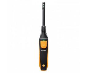 testo605i - Термогигрометр, управляемый со смартфона