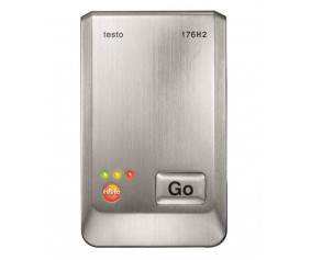 testo 176 H2 - Логгер данных температуры и влажности в металлическом корпусе