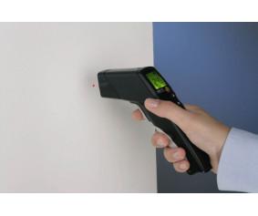 testo 830-T2 - Инфракрасный термометр с 2-х точечным лазерным целеуказателем (оптика 12:1)