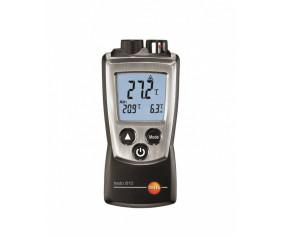 testo 810 - 2-х канальный прибор измерения температуры с ИК-термометром