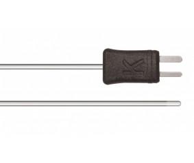 Погружной измерительный наконечник, гибкий (т/п типа K) - для определения температуры воздуха и дымовых газов