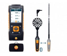 testo 440 delta P Комплект для вентиляции 1 с Bluetooth® - testo 440 delta P Комплект для вентиляции 1 с Bluetooth®